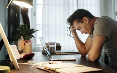 Posibles consecuencias del estrés laboral