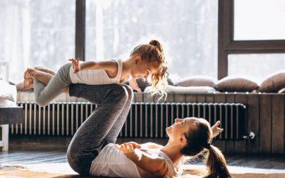 Beneficios del yoga para niños y cuál es su objetivo